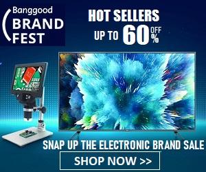 Aprovecha las mejores ofertas en Banggood.com